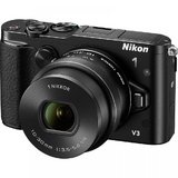 Nikon 1 V3 Kit 10-30mm VR PD-Zoom black
